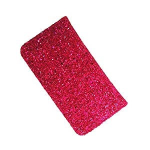 i-KitPit : PU Leather Flip Pouch Case For Karbonn A4+ (PINK)