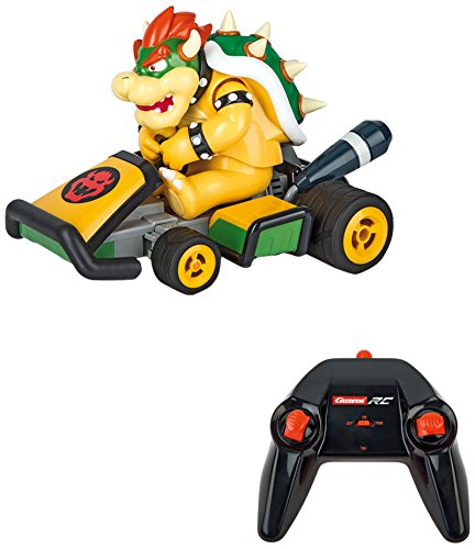 Carrera RC 370162112 - Mario KartTM, Bowser - Kart (Carrera Slot Car Mario)