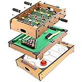 3-5 años de edad futbolín / billar / snooker / tenis de mesa / paquete de juguetes para niños ( Color : A )