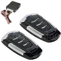 100F06 - Telecomando centrale dell'automobile serratura Chiusura Keyless Entry System con i regolatori a (Tetto Apribile Cavo)