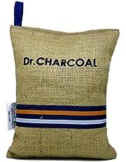 Dr. CHARCOAL Non-Electric Air Purifier (Modish Khaki)