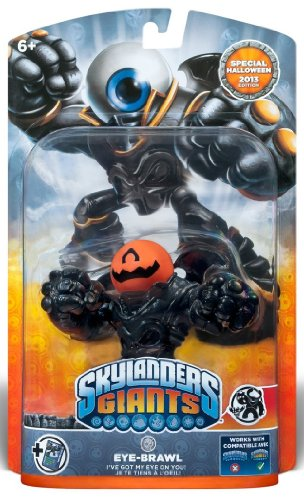 Giants - Eye Brawl Halloween (Halloween-interaktives Spiel)