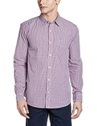 GAP Men's Poplin Long Sleeve Shirt