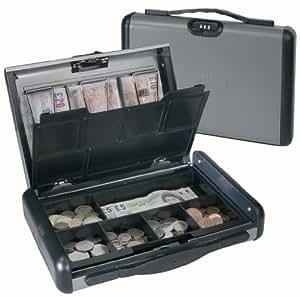 swordfish geldkassette transportkassette extrasicher mit 3 stelligem zahlenschloss. Black Bedroom Furniture Sets. Home Design Ideas