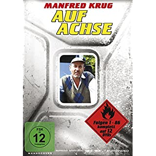 Auf Achse - Gesamtbox [12 DVDs]