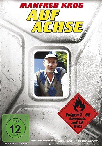 Auf Achse - Gesamtbox [12 DVDs] Standard Dvd-box