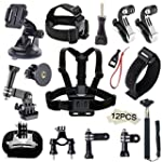 GoPro Kit d'accessoires, Iextreme 28-...