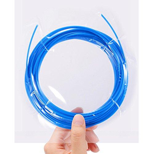 Anpro Filament 85.4 Laufmeter 3D Druckmaterialien, 1.75mm ABS in 14 Farben zu je 6.1m Länge für 3D Stift 3D Pen - 2