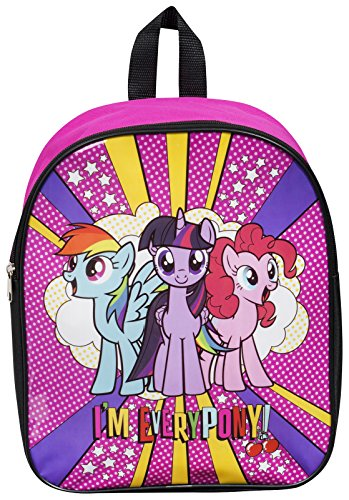 Imagen de niños niñas character  niños almuerzo de vuelta a la escuela libro bolsa viaje  guardería my little pony  i'm every pony! alternativa