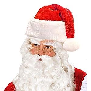 WIDMANN 15012Gorro de Papá Noel, de unisex Adult, One size