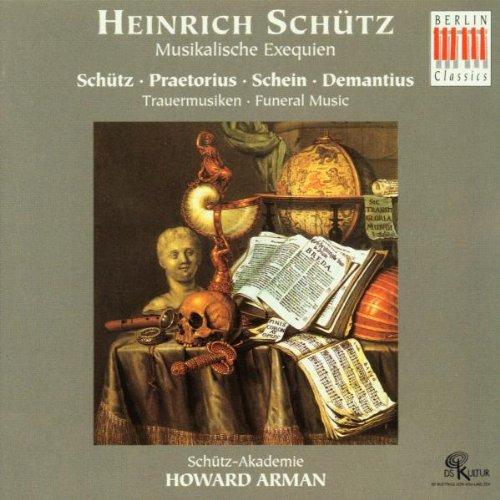 Trauermusiken des 17. Jahrhunderts: Schütz Musikalische Exequien [Import USA]