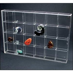 Klein-Vitrine aus Acrylglas SAFE 5259