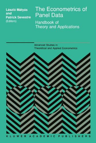 Dynamic Panel Model (The Econometrics of Panel Data: Handbook of Theory and Applications (Advanced Studies in Theoretical and Applied Econometrics))