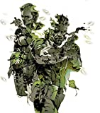 METAL GEAR SOLID 2 – SOLID SNAKE – Imported Video Game Wall Poster Print – 30CM X 43CM Brand New