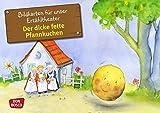 Bildkarten für unser Erzähltheater: Der dicke fette Pfannkuchen Kamishibai Bildkartenset. Entdecken. Erzählen. Begreifen. (Märchen für unser Erzähltheater)