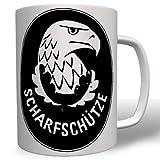 Scharfschützen Abzeichen Soldaten Wk Wh Bundeswehr Wappen Abzeichen Emblem Adler- Tasse Kaffee Becher #16752