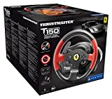Thrustmaster T150 Ferrari Force Feedback Volante - PS4/PS3/PC