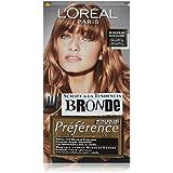 L'Oréal Préférence - Mechas sublimes para castaño claro - Incluye cepillo maestro Escova - 1 pack