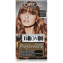 L'Oreal Paris Coloración Permanente Préférence 003 Light Brown to Dark Blond
