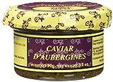 L'Epicerie Provençale Caviar d'Aubergine - Lot de 3