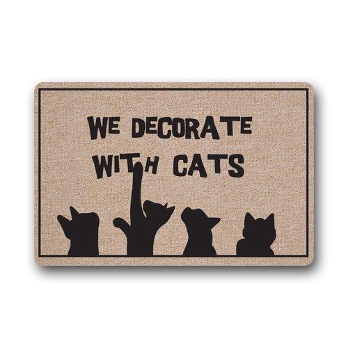 Doormat No.01 Haute qualité et de Nouveaux Mode Funny Proverbes Paillasson