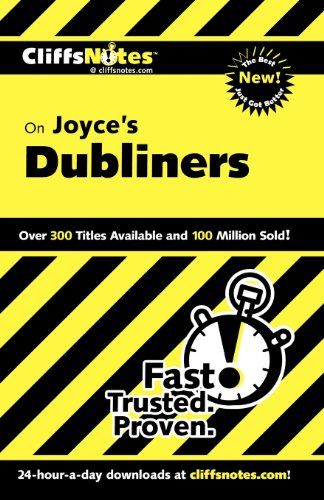 CliffsNotes on Joyce's Dubliners