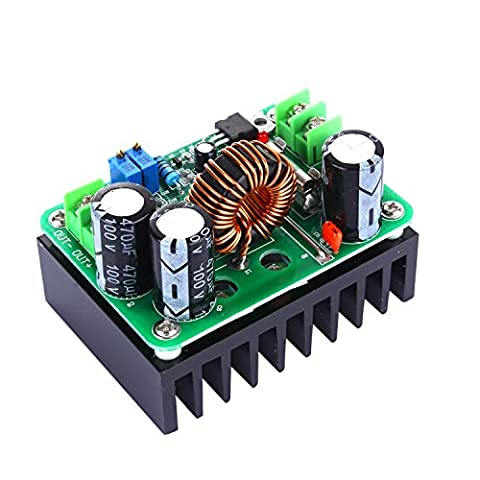 tinxi® 600W DC 10-60V To 12-80V Step-up Module Boost Power Suppy DC Converter