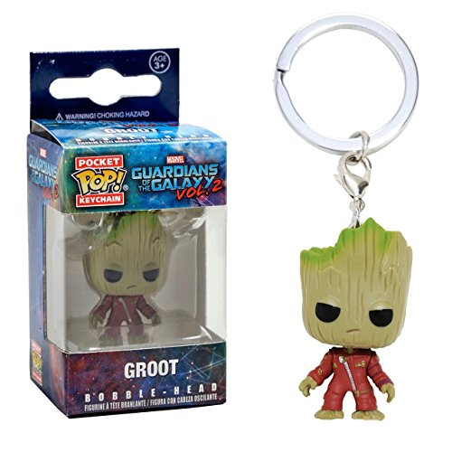 Guardians of the Galaxy Vol 2 Pocket POP! Marvel Ravager Groot Keychain