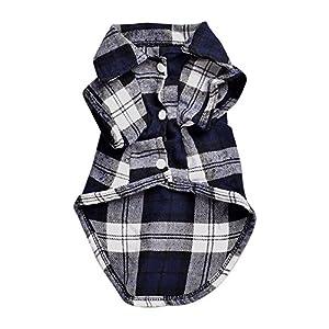 Bodhi® Manteau à carreaux pour chien