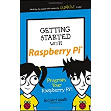 Getting Started with Raspberry Pi: Program Your Raspberry Pi!         (Dummies Junior)
