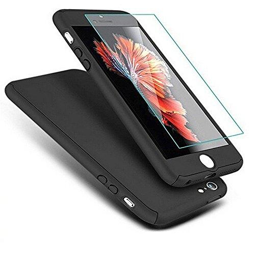 Auben iPhone 6/6S Caso, Full Body Ultra Sottile dura del