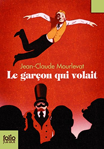 Book's Cover of Le garçon qui volait