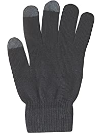 Teenager's Unisex Super Soft Knit Thermal Touch Screen Winter Gloves