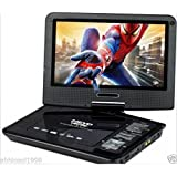 Portable Laptop - 7.8 3D EVD/ DVD Player With Gaming LED TV Tuner USB Card Reader Game View Shoppers)