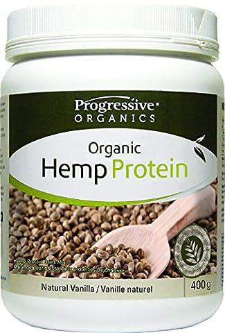 Progressive Organic Hemp Protein 800g -