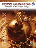 Best Alfred Publishing English Songs - Christmas Instrumental Solos -- Popular Christmas Songs: Tenor Review