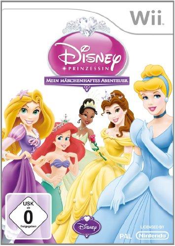 Disney Prinzessin - Mein Märchenhaftes Abenteuer - [Nintendo Wii] (Prinzessin Tiana Zauberstab)