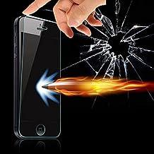 Protector de pantalla AM versio2015011 Cine cristal templado iPhone 5 / 5S / 5C