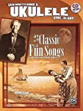 [(Ian Whitcomb's Ukulele Sing-Along: 23 Classic and Fun Songs with Uke Chords and Full Band Recordings)] [Author: Ian Whitcomb] published on (January, 2011)