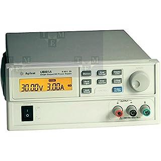 U8001A Pwr sup.unit laboratory Channels1 0÷30VDC 0÷3A