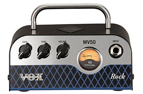 Vox MV50CR Miniature Amplifier Head, Rock