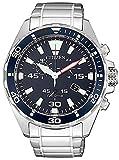 Citizen AT2431-87L Eco Drive - Reloj de Pulsera para Hombre con cronógrafo