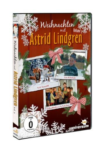 Weihnachten mit Astrid Lindgren, Volume 3: Alle Infos bei Amazon