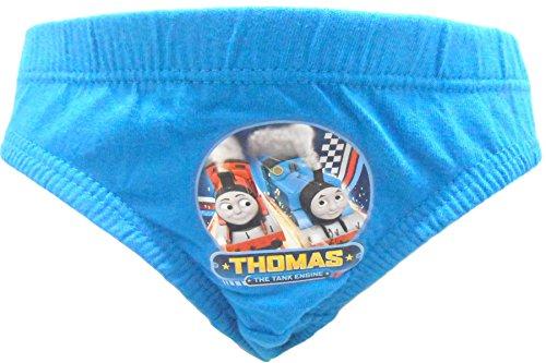 "Thomas the Tank Engine ""Race"" Boys 6er Pack Slip Unterhose 1 - 5 Jahre Mehrfarbig"