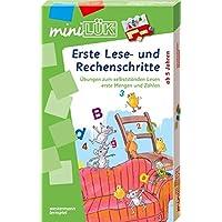 miniLK-Sets-Kasten-bungshefte-miniLK-Set-Vorschule1-Klasse-Mathematik-Deutsch-Erste-Lese-und-Rechenschritte miniLÜK-Sets / Kasten + Übungsheft/e: miniLÜK-Set: Vorschule/1. Klasse – Mathematik, Deutsch: Erste Lese-und Rechenschritte -