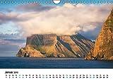 Färöer - Archipel im Nordmeer (Wandkalender 2019 DIN A4 quer): Fotografien von der Inselgruppe der Färöer (Monatskalender, 14 Seiten ) (CALVENDO Natur) - Stefan L. Beyer