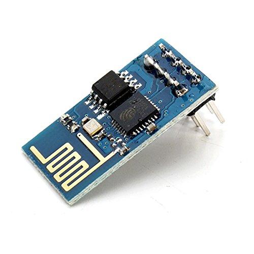 MYAMIA 5Pcs Esp8266 Remote Serielle Port Wifi Transceiver Wireless Module (Wireless Dvi)