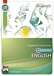 CfE Higher English (Bright Red Study Guide)