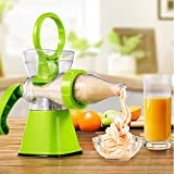 Liu Sensen Multi-Purpose Juicer Mini Presse Früchte Gemüse Orange Wassermelonensaft Hand-Manuelle...