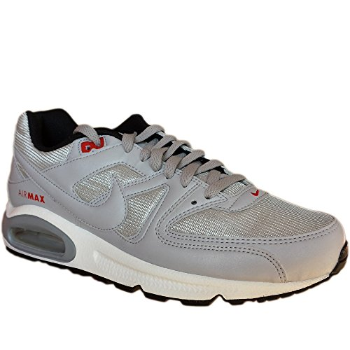 AIR MAX COMMAND PRM Nike Uomini Mod. 694862 WLF GREY/WLF GRY-BLK-CHLLNG RD
